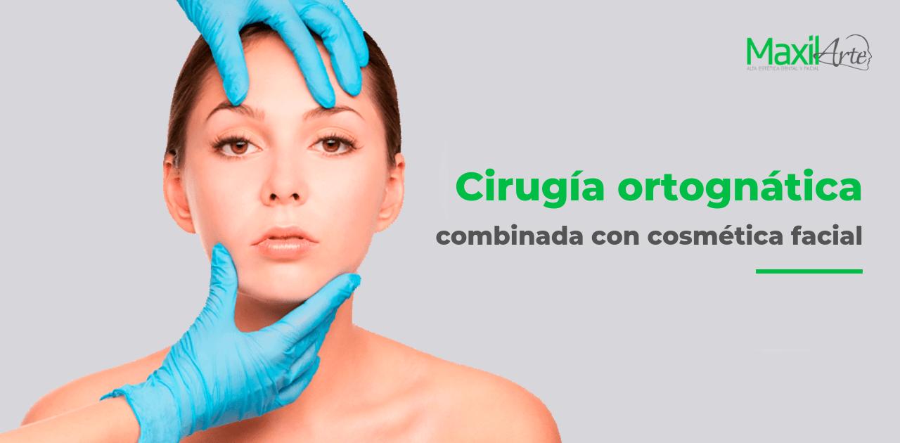 Cirugía Ortognática Combinada Con Cosmética Facial